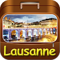 Lausanne Offline Travel Guide icon