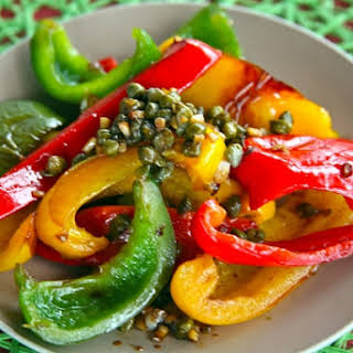 Tri Color Peppers Recipes.