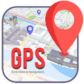 GPS - Route on Maps, Directions & Navigation