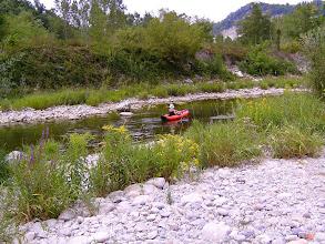 Photo: de rivier Tanaro