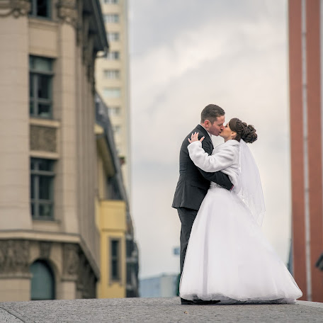 Hochzeitsfotograf Mikhail Miloslavskiy (Studio-Blick). Foto vom 18.02.2018
