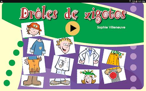 Drôles de Zigotos - náhled