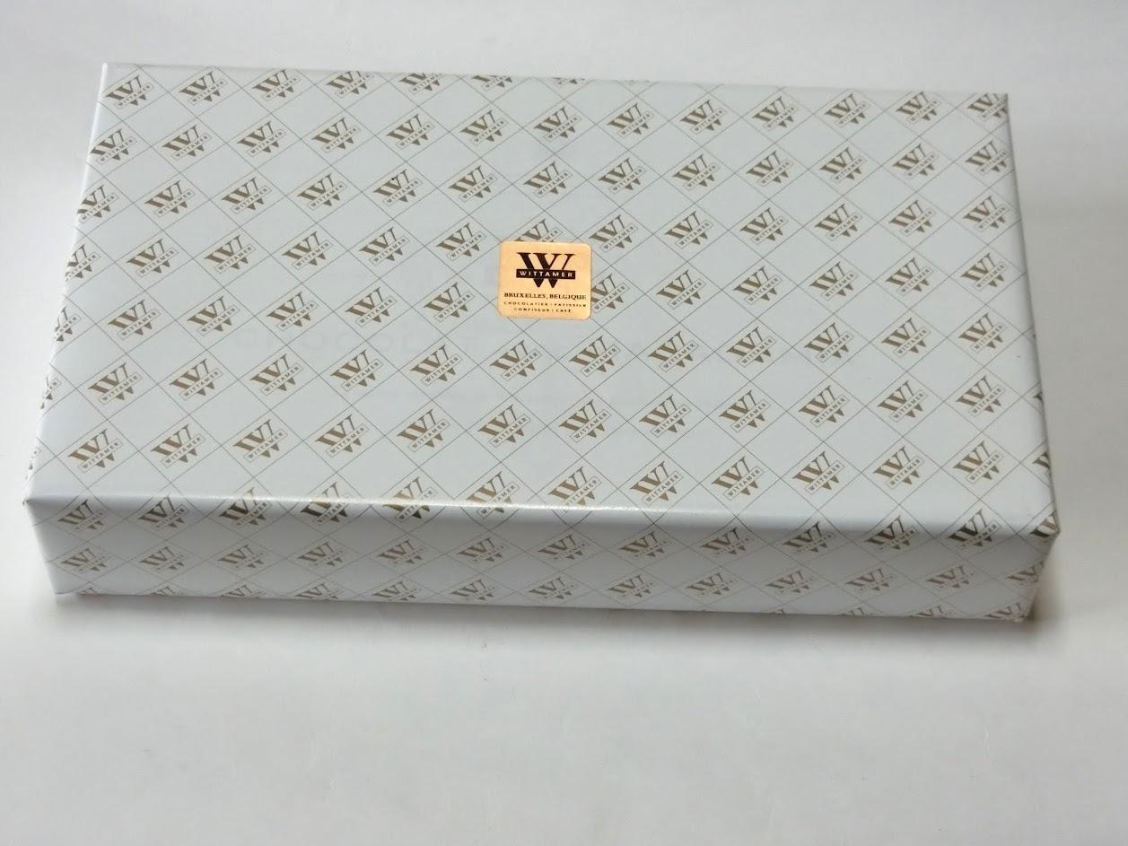 株主総会お土産ヴィタメールチョコレート