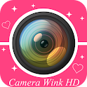 Camera Wink HD - Makeup icon