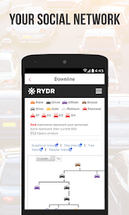 RYDR Passenger- screenshot thumbnail