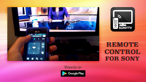 Remote Control For Sony TV screenshots 2