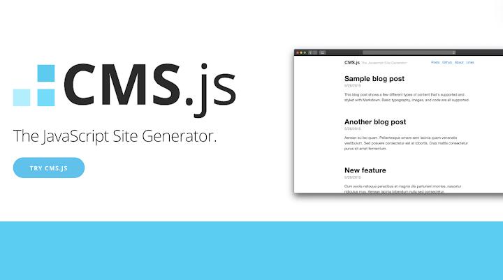 CMS.js公式サイト画像