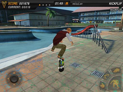 Mike V: Skateboard Party PRO  screenshots 12