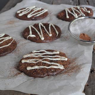 Flourless Chocolate Cookies {Gluten Free}.