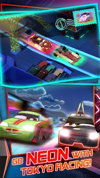 Cars: Fast as Lightning APK screenshot thumbnail 1