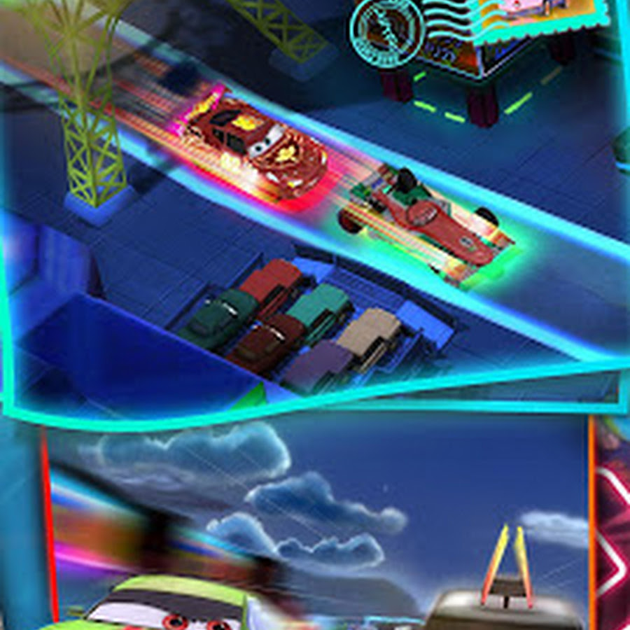 Cars Fast as Lightning APK MOD 1.3.4D DATA