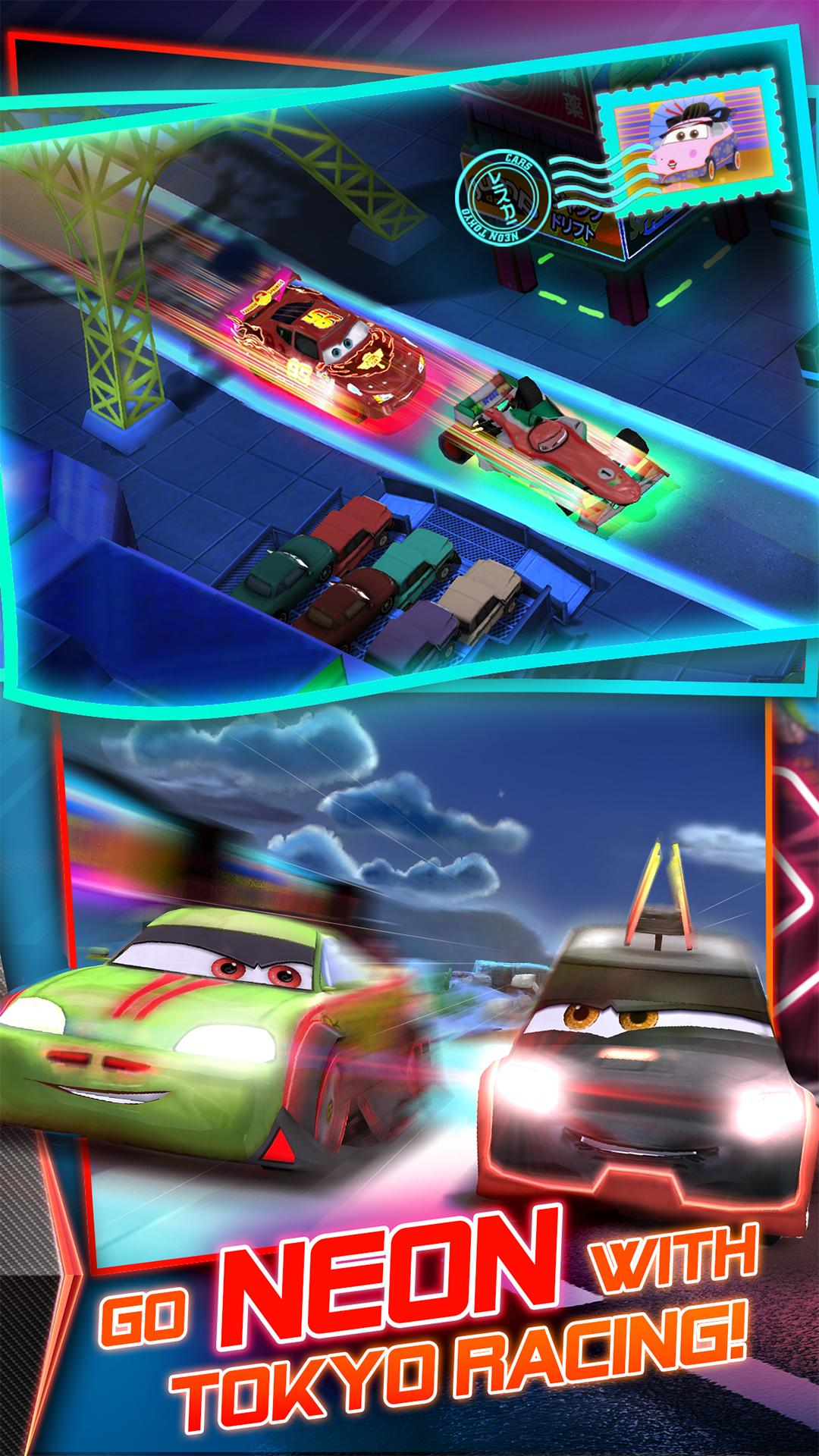 Cars: Fast as Lightning screenshot #1
