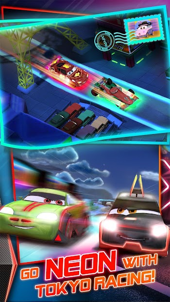 Cars: Fast as Lightning MOD Apk