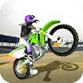 Tricky Bike Stunts Offroad Driving Master