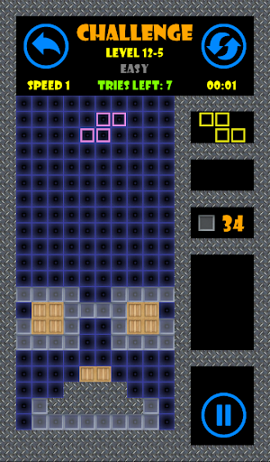Blocktris Challenge Free 2.0 screenshots 6