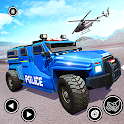 Cop Car Driving Simulator: Police Car Chase Games icon