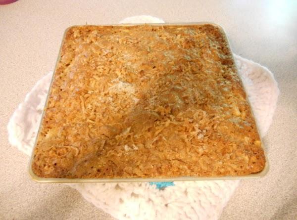 Rhubarb Cake Recipe
