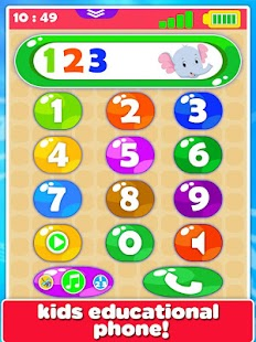 Baby Phone Fun For Toddlers - náhled