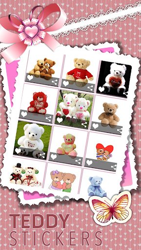 Love Stickers - Valentine  screenshots 6