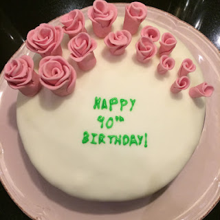 Lemon Celebration Cake