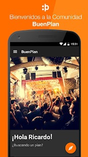 BuenPlan- screenshot thumbnail