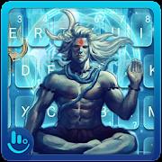 Indian theme - Hinduism Lord Shiva Keyboard Theme