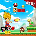 Stick Z : Super Dragon Adventure icon