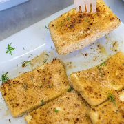 Breaded Tofu Cutlets, 1/2 pound