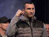 Wladimir Klitschko réagit aux rumeurs qui l'annoncent de retour