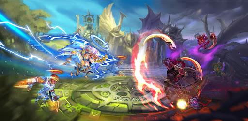 Heroes Infinity: Fantasy Legend Online Offline RPG - by DIVMOB