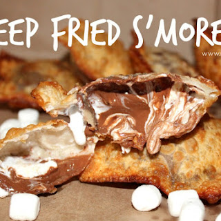 ~Deep Fried S'Mores!