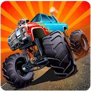 Extreme Monster Car Hot Wheels :Challenging Stunts