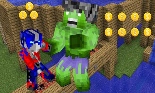 Craft Hulk Adventure