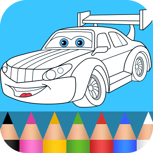 Cars Coloring Google Play De Uygulamalar