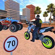 new motocross driver –real dirt bike game