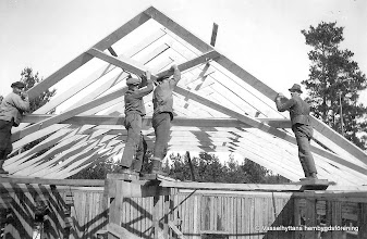 Photo: Vasselhyttans bygdegård 1922