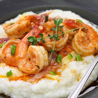 Shrimp and Grits – A Carolina Family