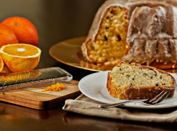 Orange & Cranberry Cake Recipe