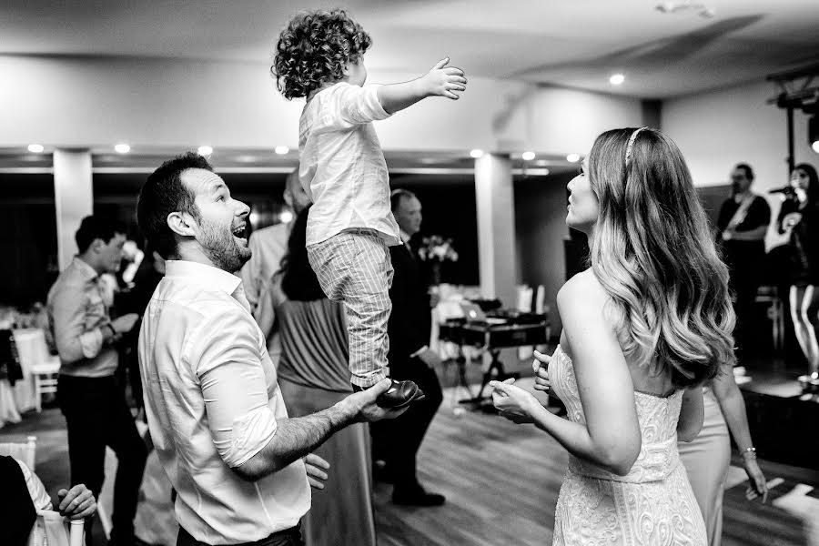 Wedding photographer Vali Matei (matei). Photo of 09.07.2019