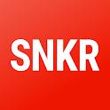SNKRADDICTED – Sneaker App icon