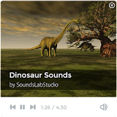 Dinosaurs Sounds