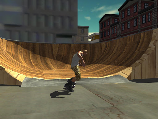 Aggressive Inline Skating 1.1 screenshots 12