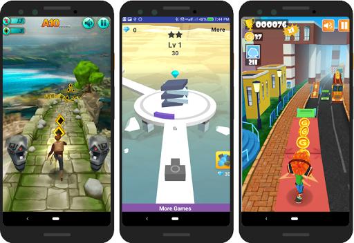50+ Games 6.40 screenshots 3