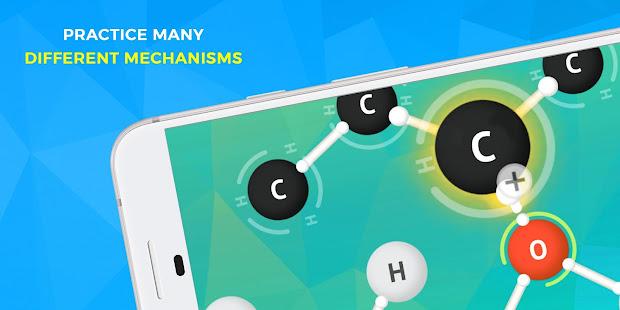 Mechanisms by Alchemie – Organic Chemistry - náhled