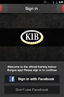 Karting Indoor Burgos- screenshot thumbnail