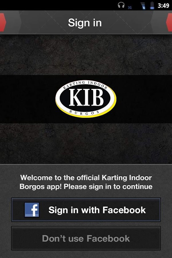 Karting Indoor Burgos- screenshot