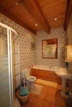Photo: Ground Floor Bath/Shower Room in Faience Tiles