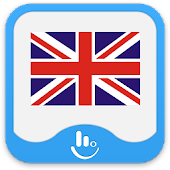TouchPal English (GB) Keyboard