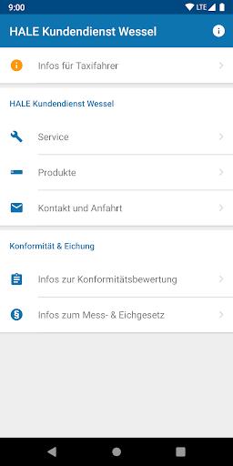 HALE Kundendienst Wessel Frankfurt 2.1.2 screenshots 1
