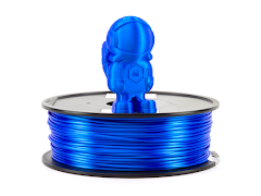 Silky Blue MH Build Series PLA Filament - 2.85mm (1kg)